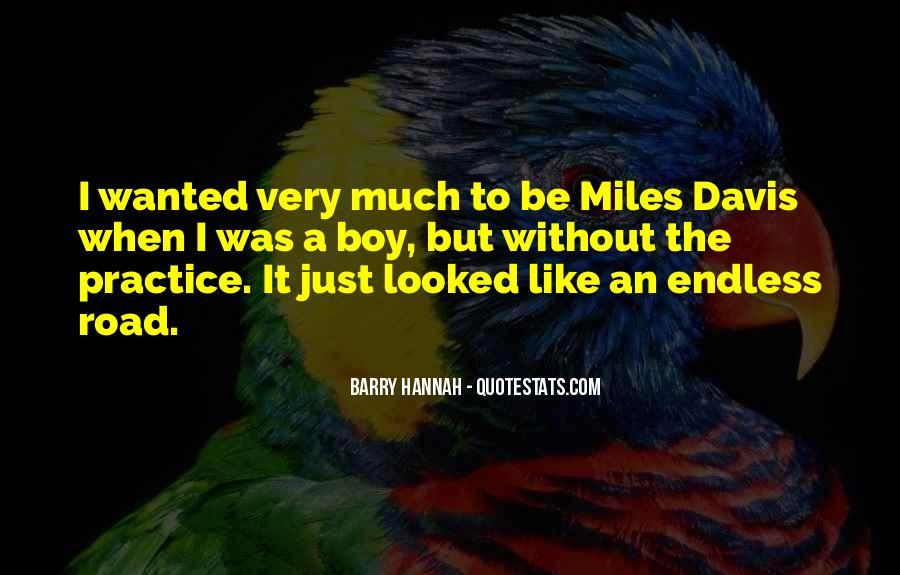Quotes About Miles Davis #894809