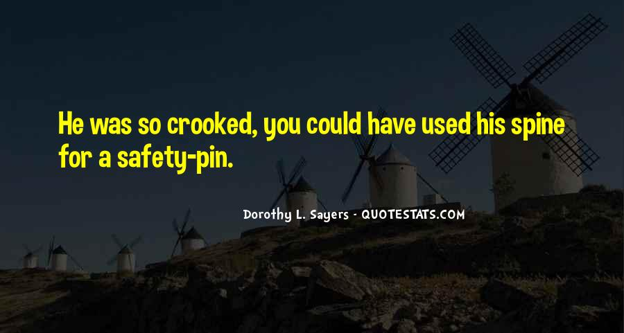 Safety Pin Quotes #1258866