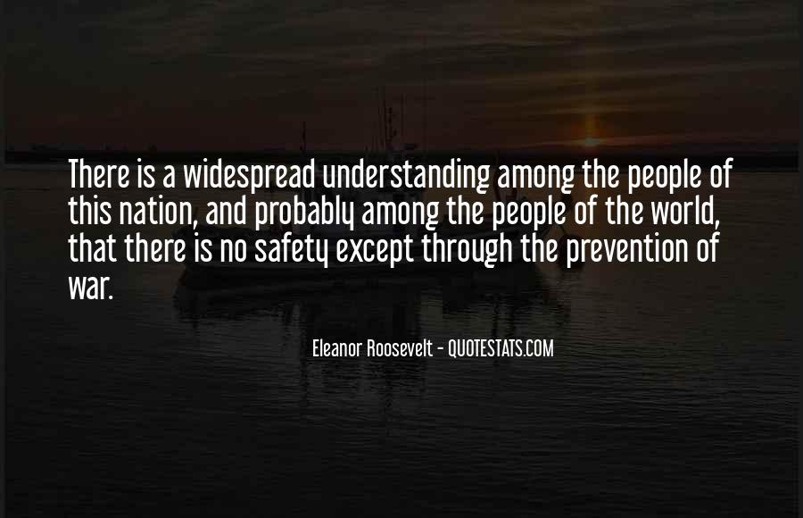 Safety Prevention Quotes #8609