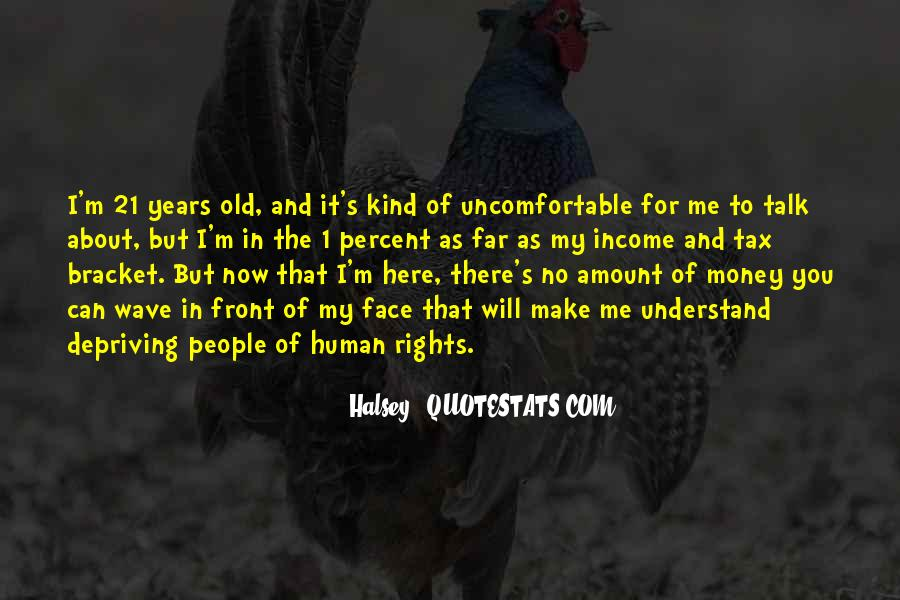 Quotes About Halsey #164976