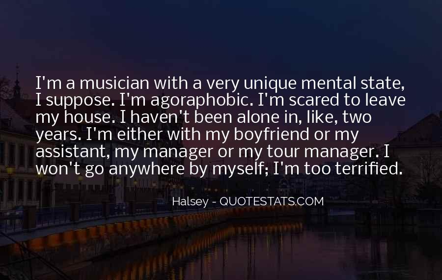 Quotes About Halsey #168891