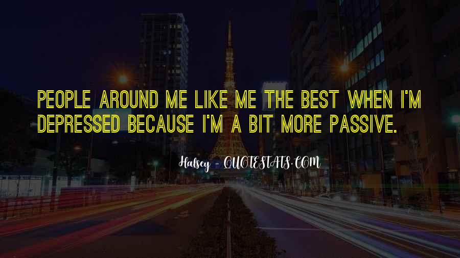 Quotes About Halsey #313690