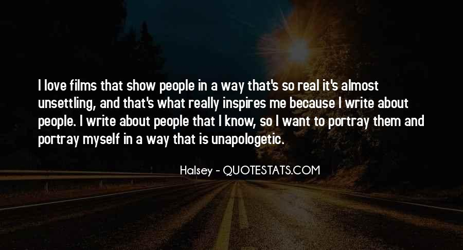 Quotes About Halsey #495949