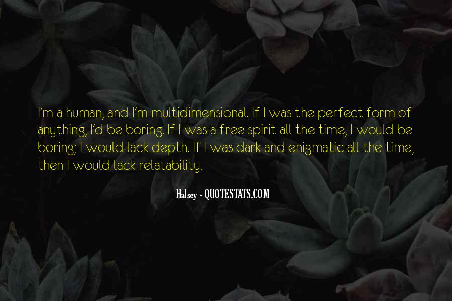 Quotes About Halsey #500682
