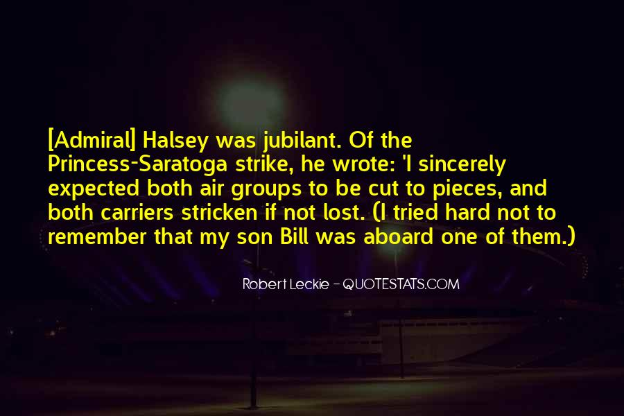 Quotes About Halsey #806138