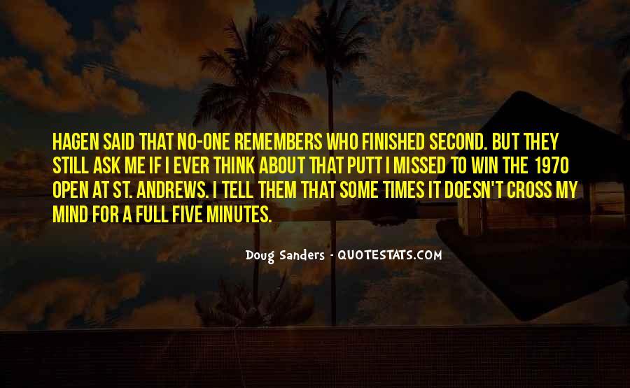 Said No One Ever Quotes #1125275