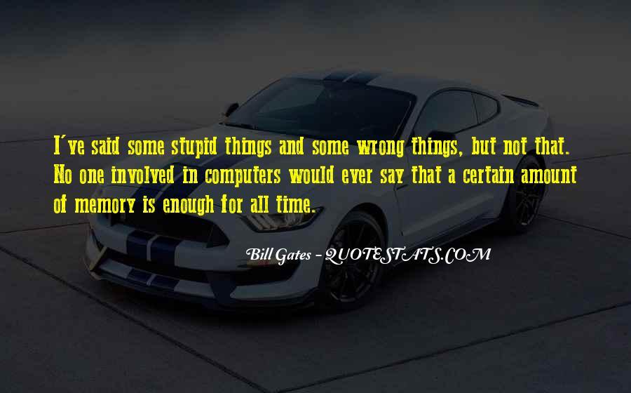 Said No One Ever Quotes #23899