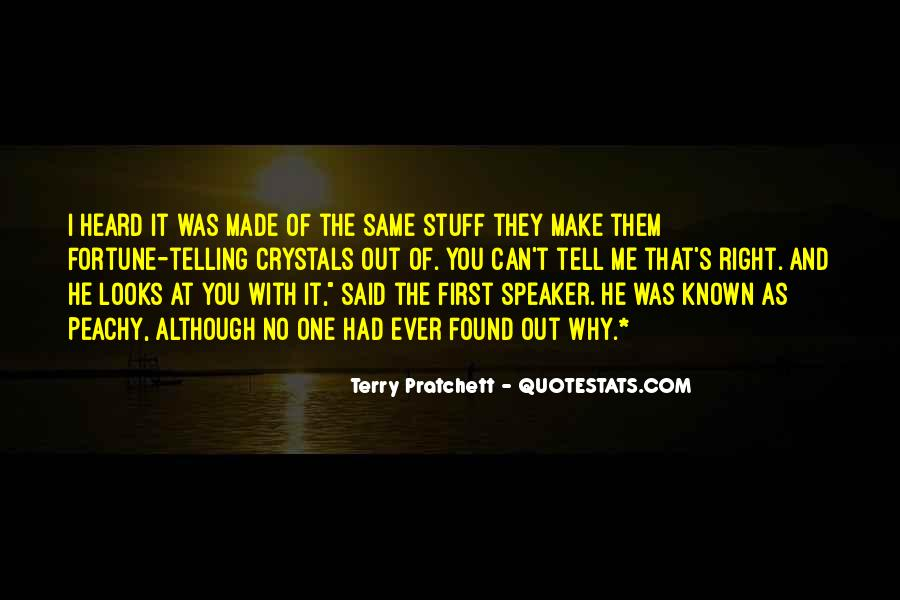 Said No One Ever Quotes #258819