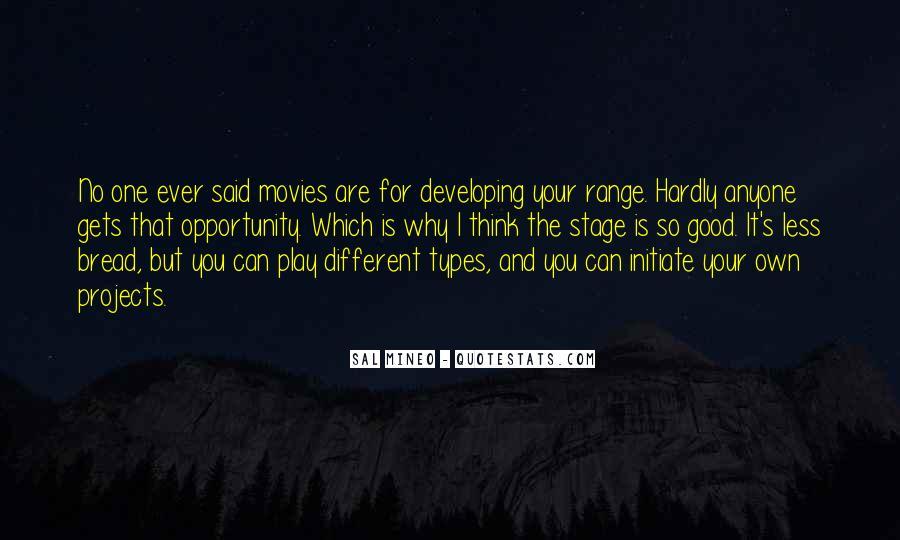 Said No One Ever Quotes #286641