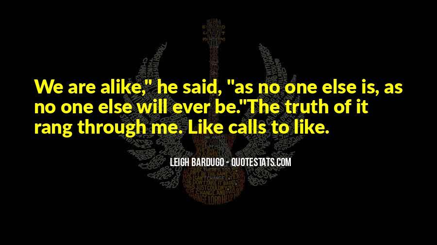 Said No One Ever Quotes #303973