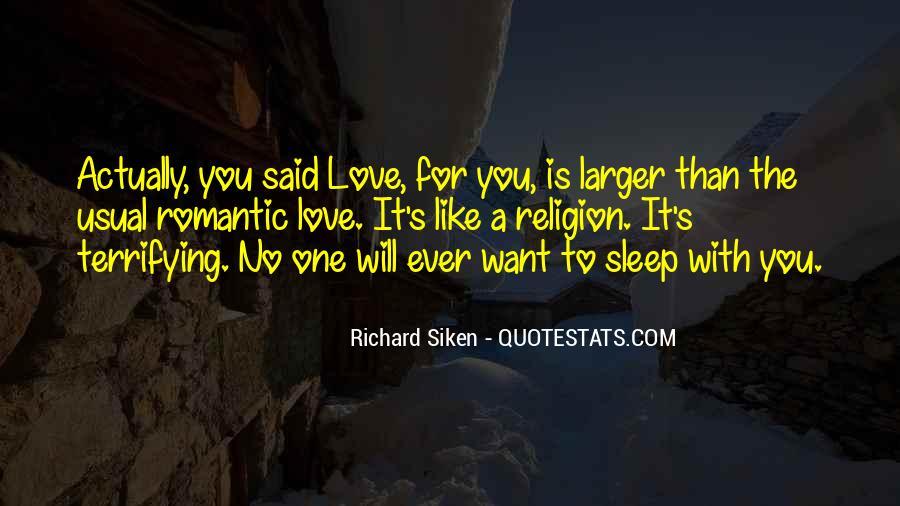 Said No One Ever Quotes #325459