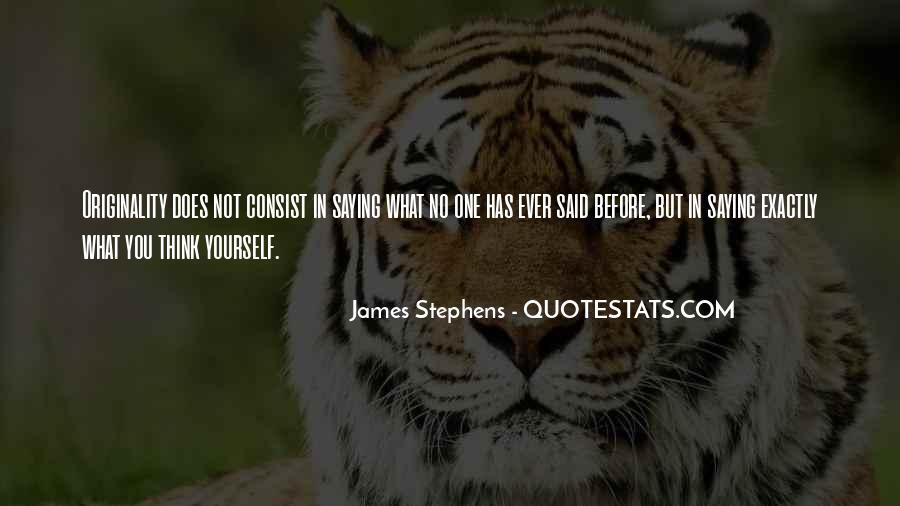 Said No One Ever Quotes #538982