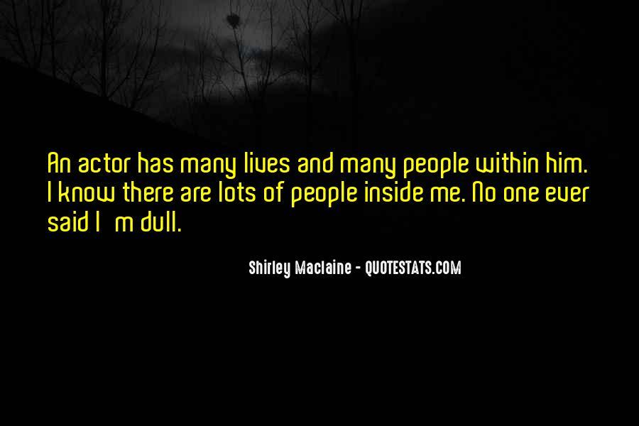 Said No One Ever Quotes #961317