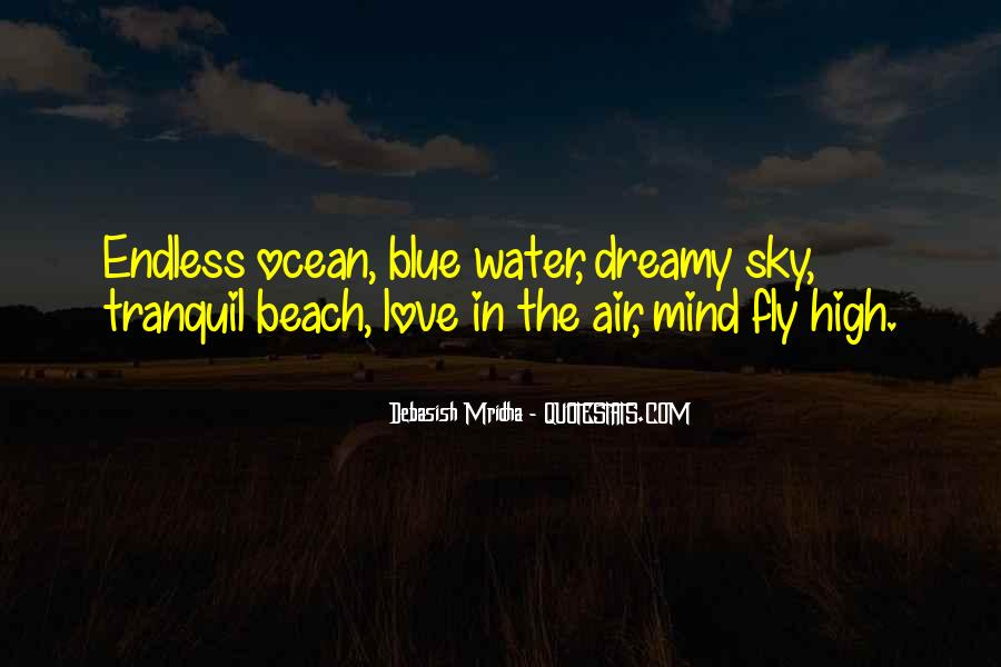 Quotes About Summer At The Beach #878986