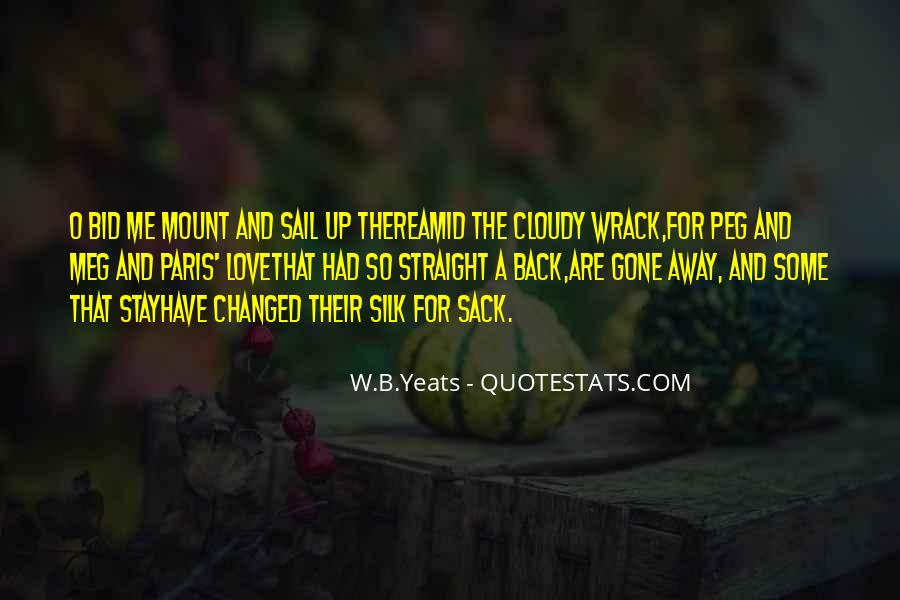Sail Away With Me Quotes #246733