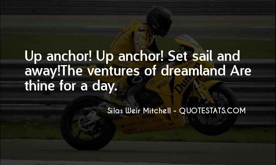 Sail Away With Me Quotes #327828