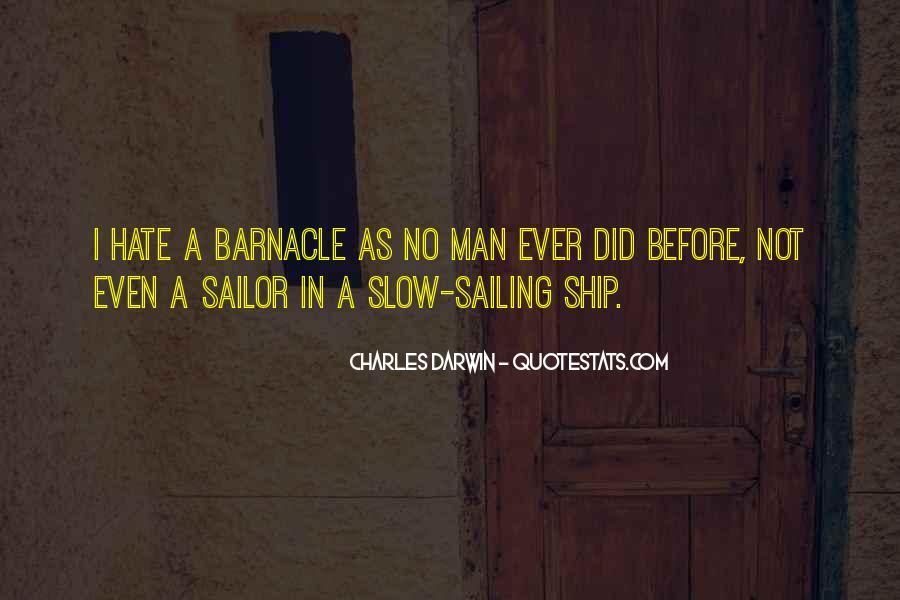 Sailing Ship Quotes #108045