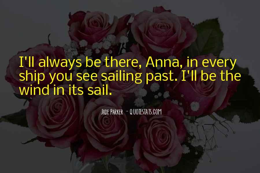 Sailing Ship Quotes #1410001