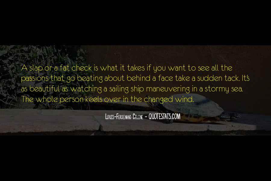 Sailing Ship Quotes #1578605