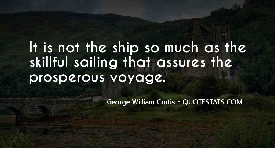 Sailing Ship Quotes #1634750