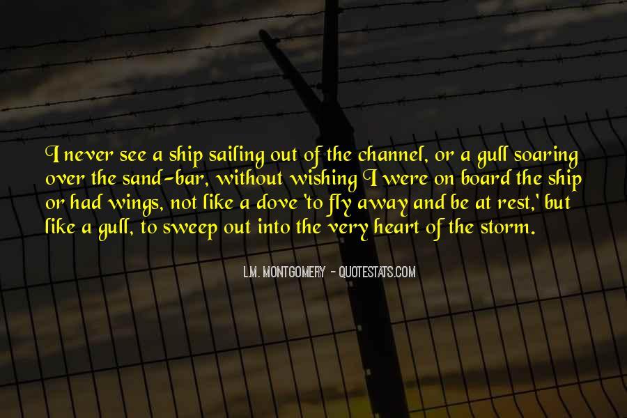 Sailing Ship Quotes #1731399