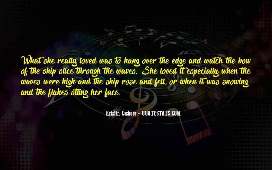 Sailing Ship Quotes #276459