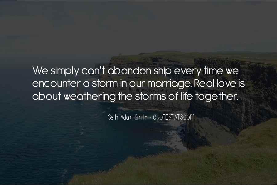 Sailing Ship Quotes #434972