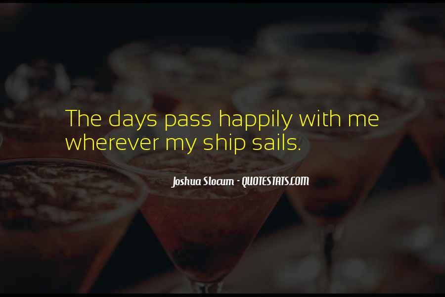 Sailing Ship Quotes #859189