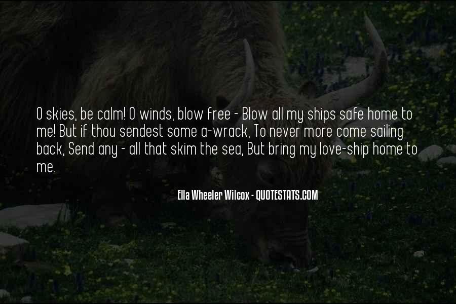 Sailing Ship Quotes #916848