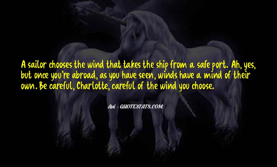 Sailor Quotes #600105