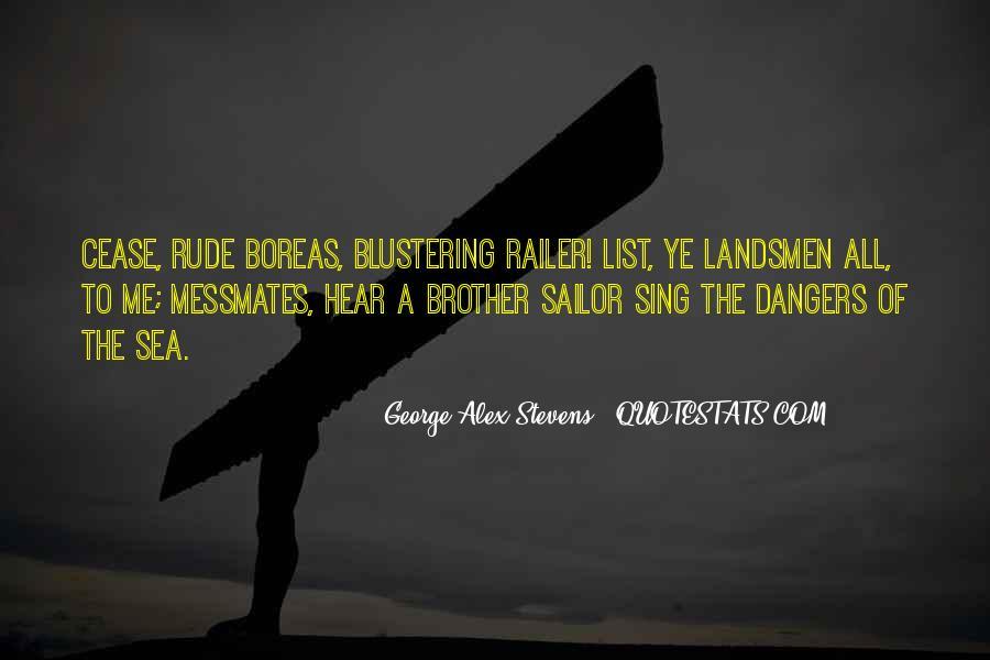 Sailor Quotes #8619