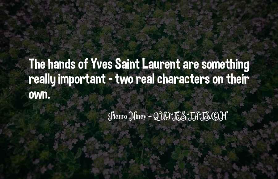 Saint Maybe Important Quotes #624383