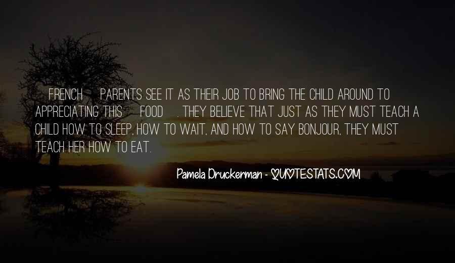 Quotes About Appreciating Parents #902762