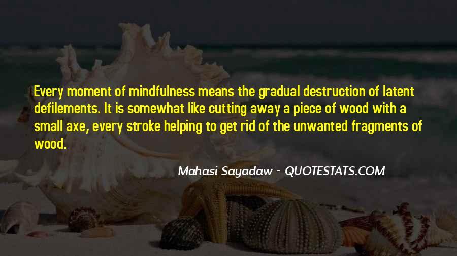 Salamat Sa Pagmamahal Mo Quotes #1286485