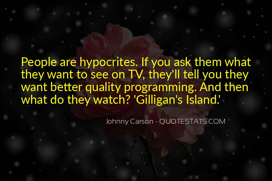 Quotes About Johnny Carson #1038