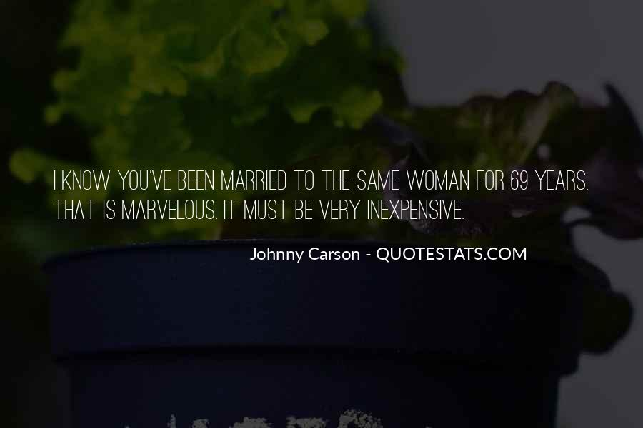 Quotes About Johnny Carson #201889