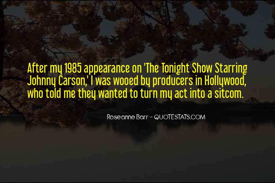 Quotes About Johnny Carson #233206