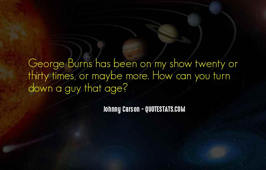 Quotes About Johnny Carson #281968