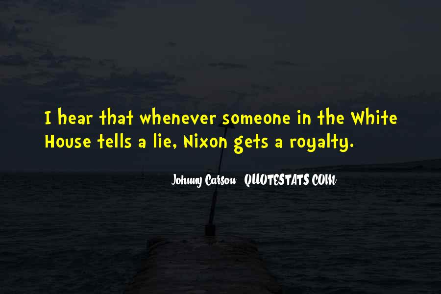 Quotes About Johnny Carson #394852