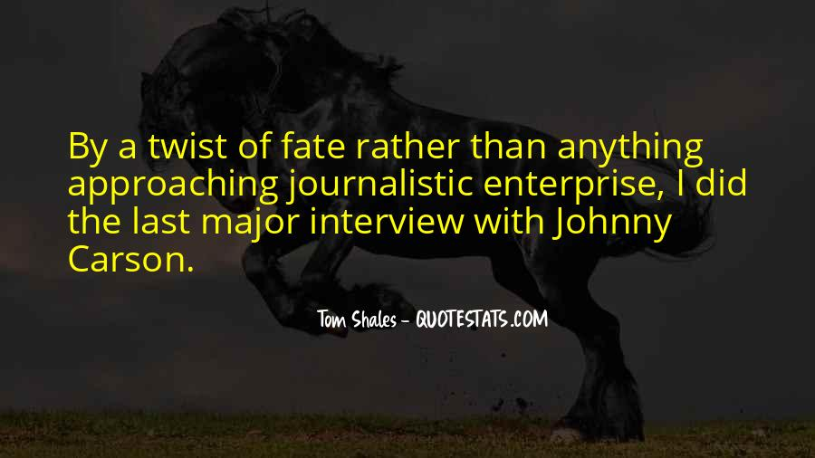 Quotes About Johnny Carson #396648