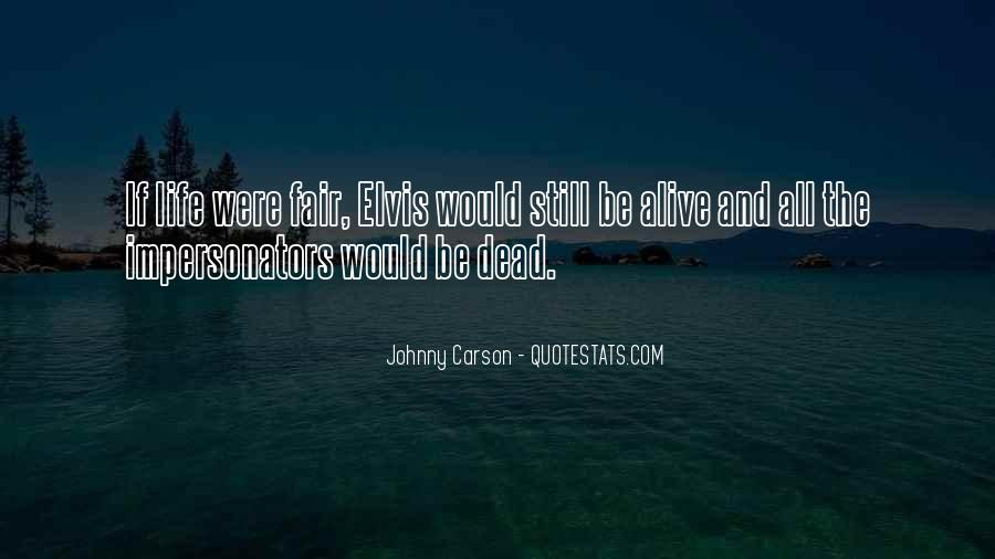 Quotes About Johnny Carson #533991