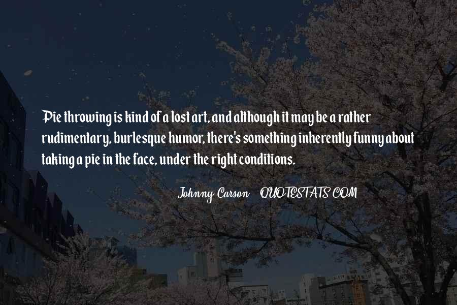 Quotes About Johnny Carson #659175