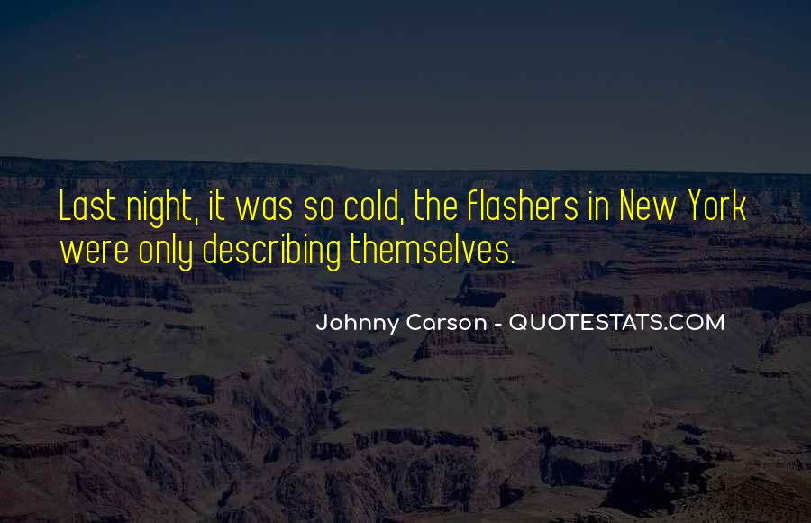 Quotes About Johnny Carson #861296