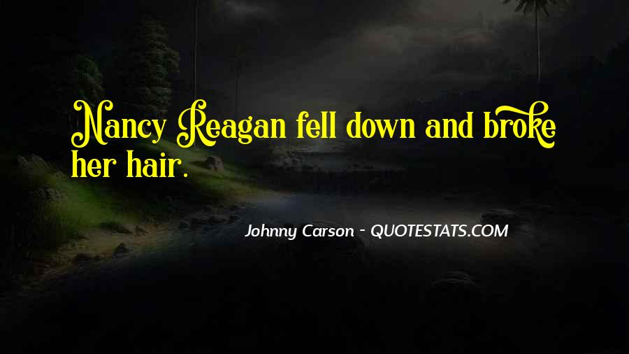 Quotes About Johnny Carson #911716