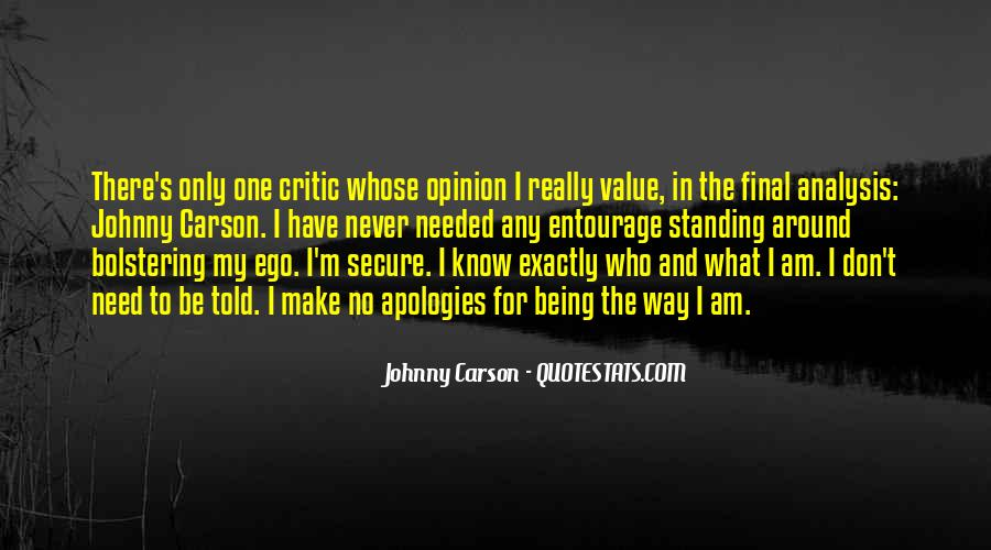Quotes About Johnny Carson #926122