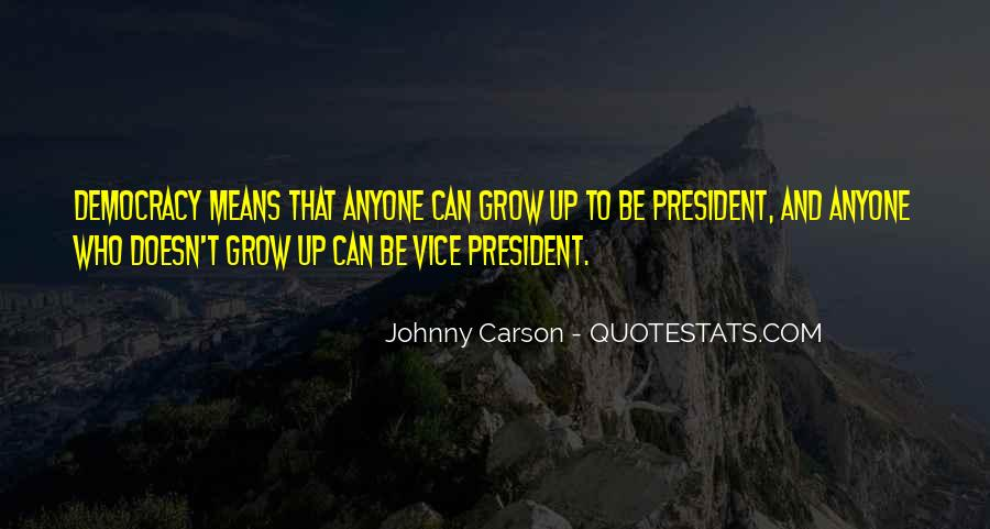 Quotes About Johnny Carson #958838