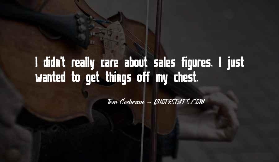 Sales Figures Quotes #253876