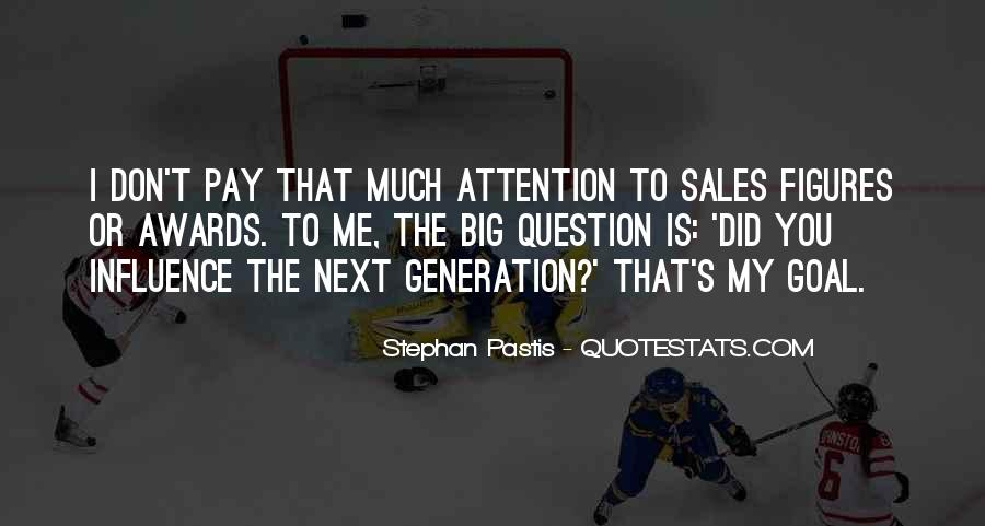 Sales Figures Quotes #492562