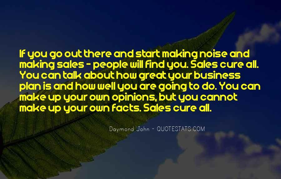 Sales Pep Talk Quotes #1200545