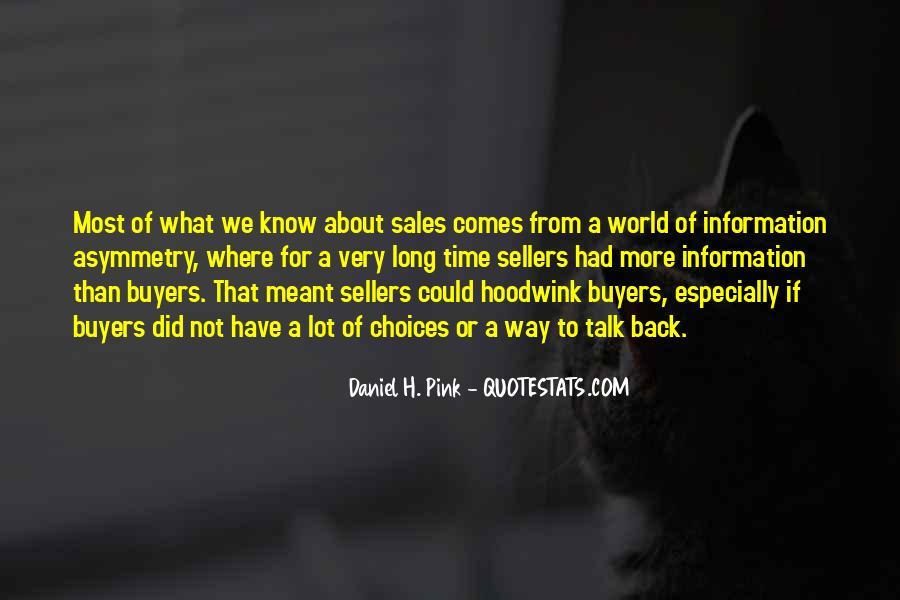 Sales Pep Talk Quotes #122609